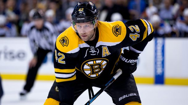david backes hockey bruins suspension