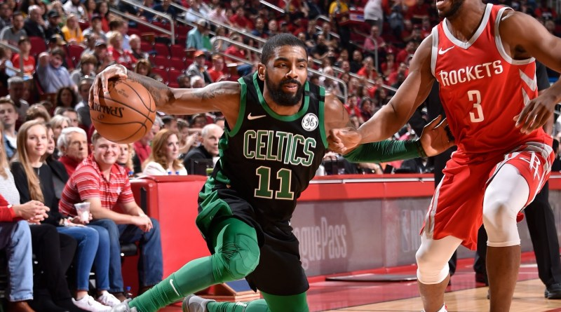 Kyrie Houston Basketball Celtics