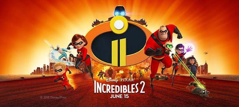 Incredibles 2 Review, Couch Guy Reviews: Incredibles 2