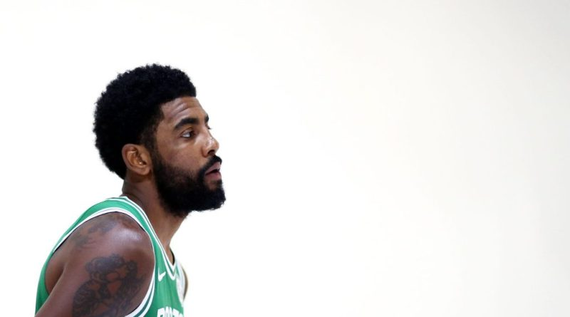 Kyrie Irving, Kyrie Irving Isn't Going Anywhere