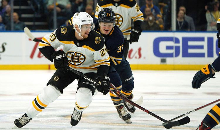 , Veteran Presence On Offense Pushes Bruins Young Forwards To Perform