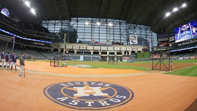 Astros, MLB to Investigate Houston Astros