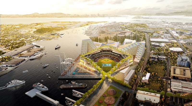 Oakland, You HAVE To See The Oakland A's New Ballpark