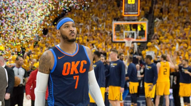 Carmelo Anthony Legacy, What Will Carmelo Anthony's Legacy Be?