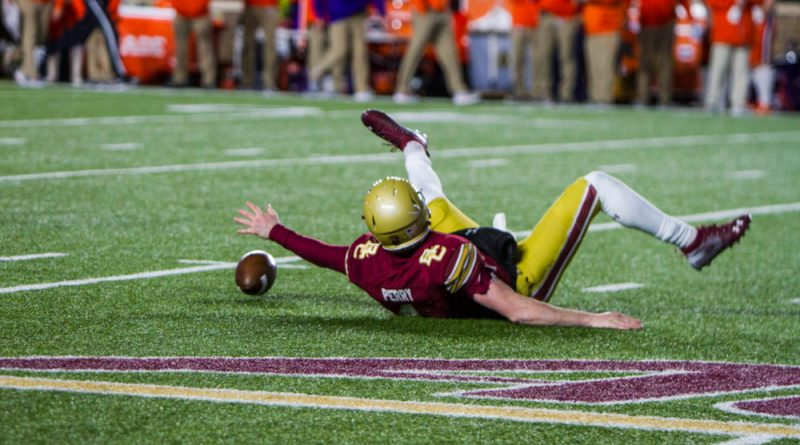 BC, BC Football Proves Yet Again It's Not Ready