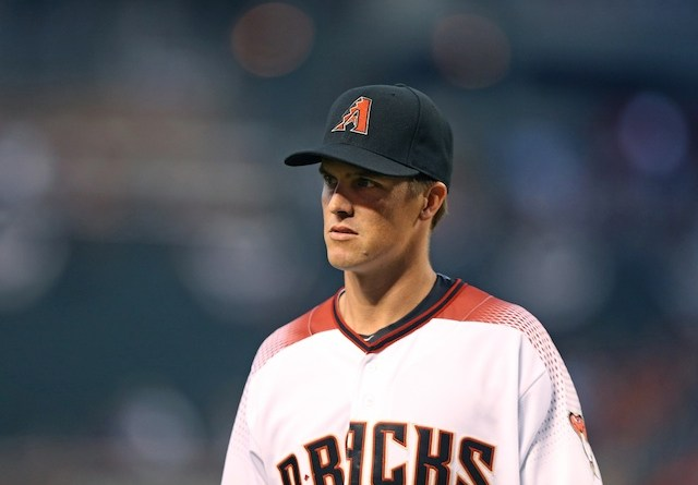 Greinke, So… Why Does Zack Greinke's No-Trade List Include the Red Sox and Yankees?