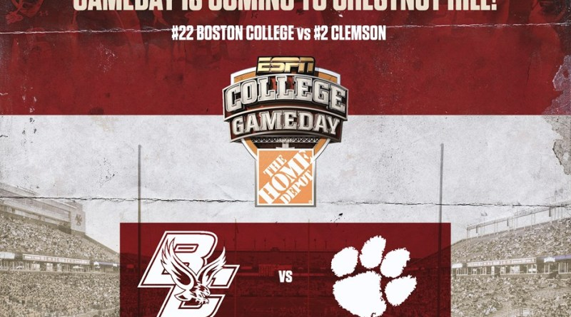 Boston College, Boston College Football Is Somewhat Good Again!