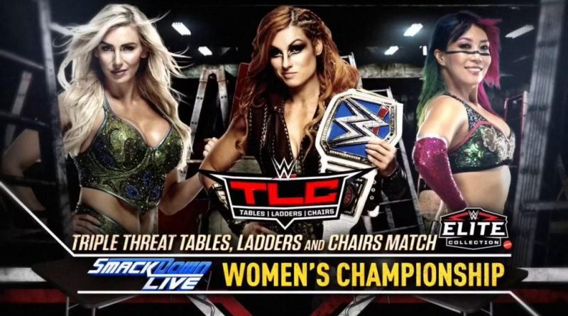 TLC, TLC is shaping up to be a big PPV