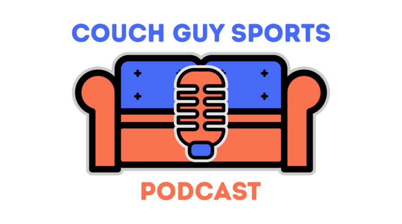 Conor McGregor, Couch Guy Sports Podcast Episode 78
