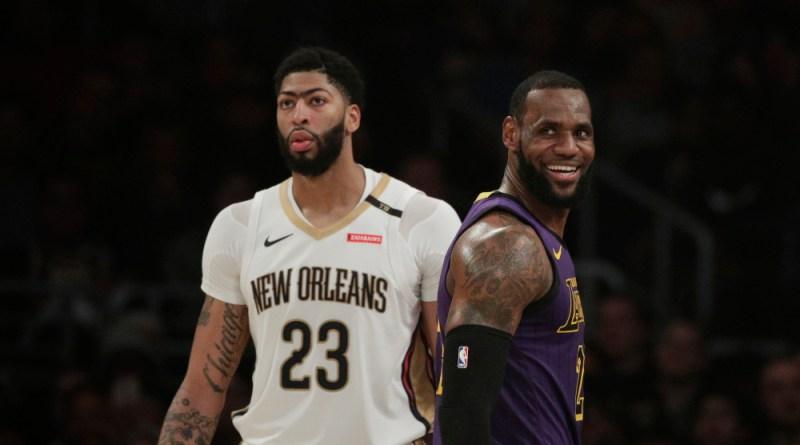 Anthony Davis, Why An Anthony Davis-Lakers Trade Makes Zero Sense