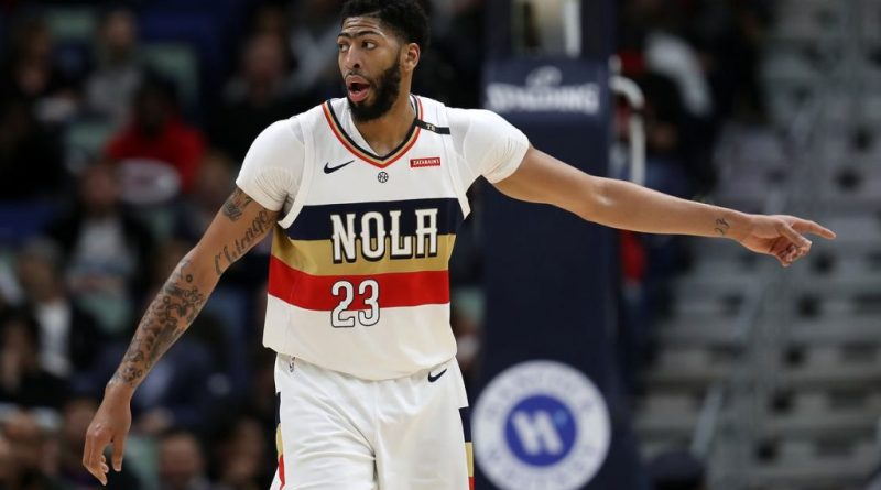 Anthony Davis Booed by Pelicans Fans After Return From Injury -