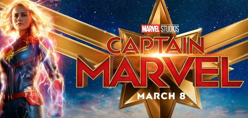 Captain Marvel, Couch Guy Movie Reviews: Captain Marvel