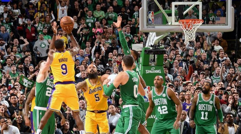 Celtics, The 2019 Clover Report: Week 18