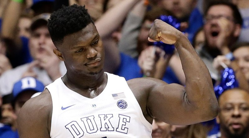 Zion, Zion Williamson Is Too Strong For Nike Sneakers