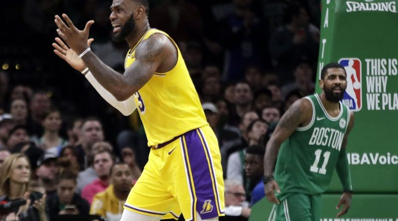 Boston Celtics vs Los Angeles Lakers, Would You be Surprise if the Celtics Lose a Winnable Game Against the Lakers?