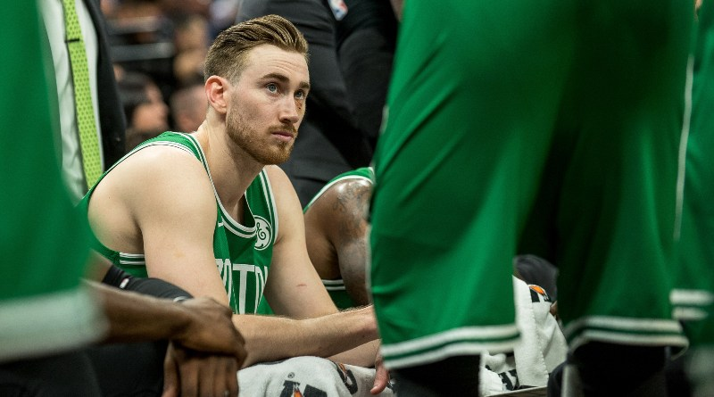 Gordon, Black Eyed Gordon Hayward Is Taking The Celtics To The Finals