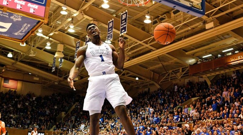 Zion Williamson, Zion's Not Done At Duke And Is About To Come Back And Run March