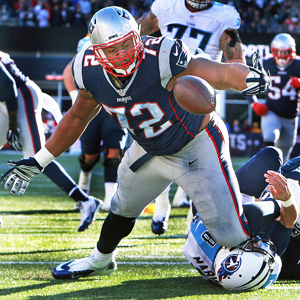 Tennessee Titans Vs. New England Patriots At Gillette Stadium
