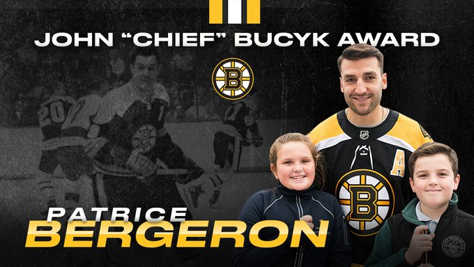 bergeron bucyk award