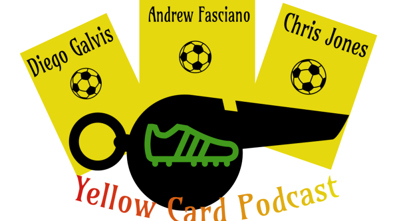 Yellow Card Podcast logo