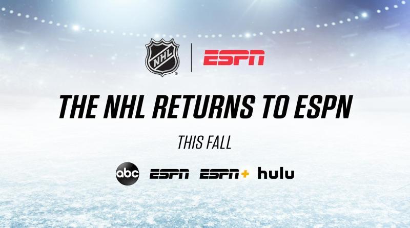 NHL to return to ESPN next season