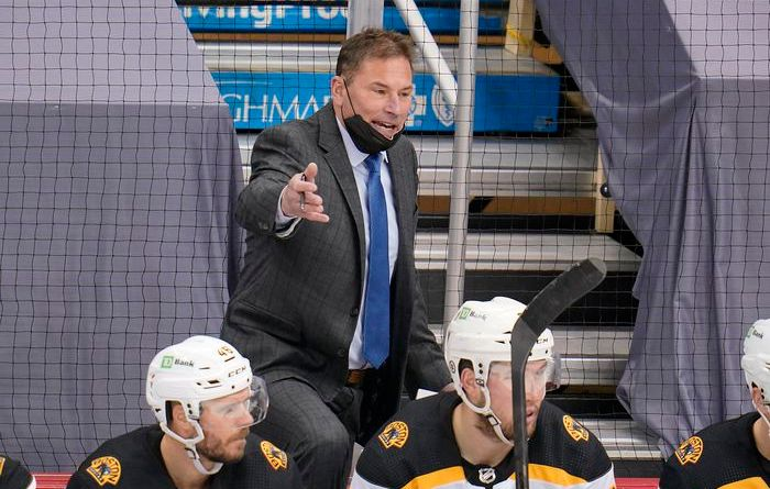 Bruins head coach bruce cassidy to coach team canada in beijing