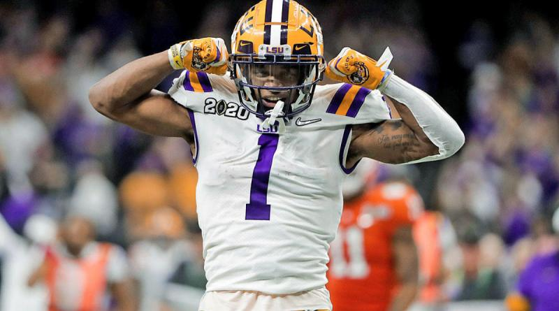 Top Five Rookie Wide Receivers To Draft In Fantasy Football