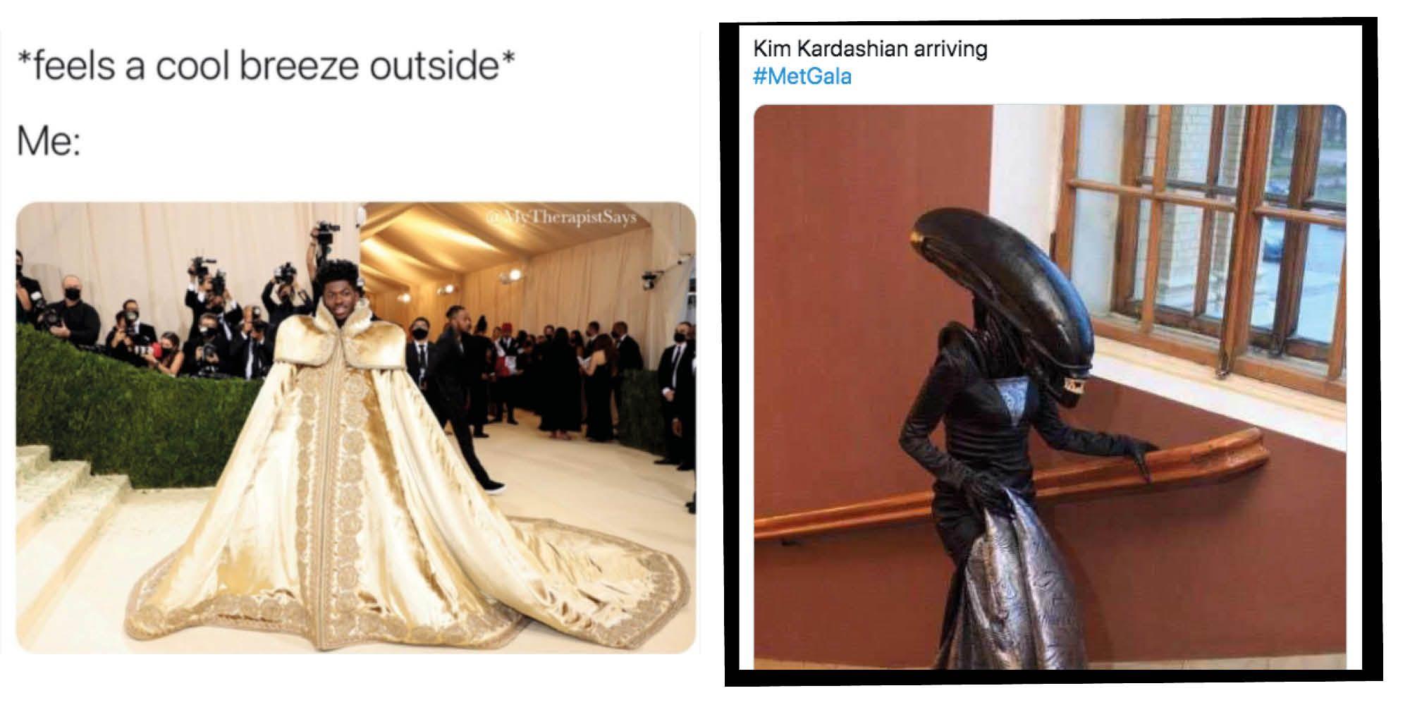 Best Memes and reactions: Met Gala 2021