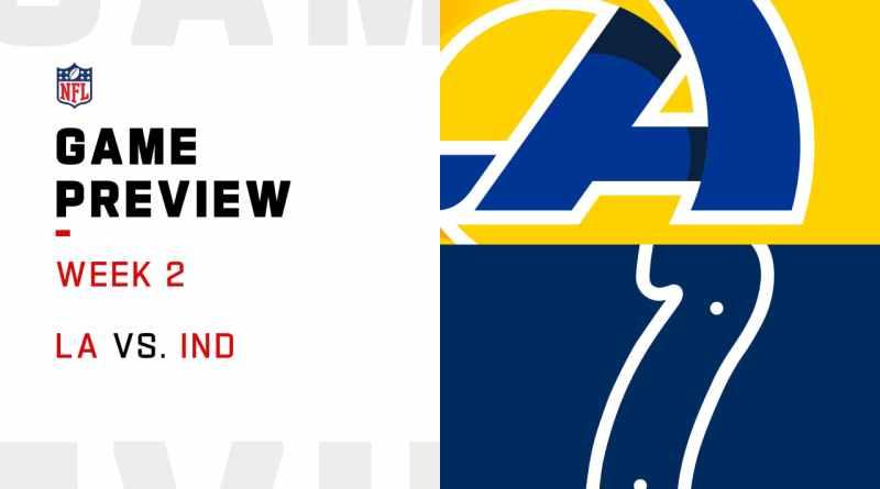 Fantasy Football Preview: Los Angeles Rams vs Indianapolis Colts