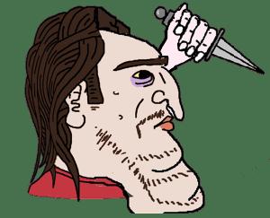 Backstabbing Chad