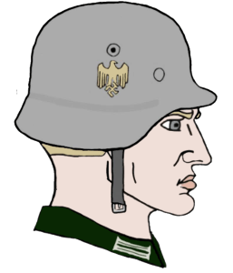 German Soldier Chad