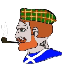 Scottish Chad Pipe