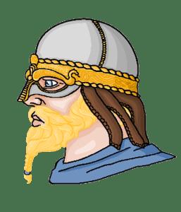 Viking Chad Helmet