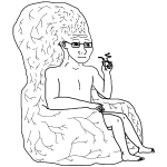 Big Brain Chair Wojack