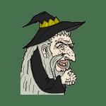 Old White Beard Merchant