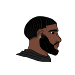 Black Man Chad