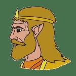 King Harkinian Chad