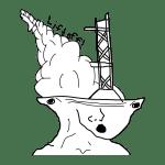 Rocket Ship Brainlet