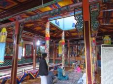 The Aryabal Buddhist Meditation Center Terelj National Park Mongolia