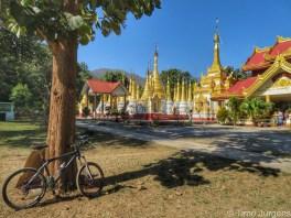 INNOO ancient Pagodas Myanmar