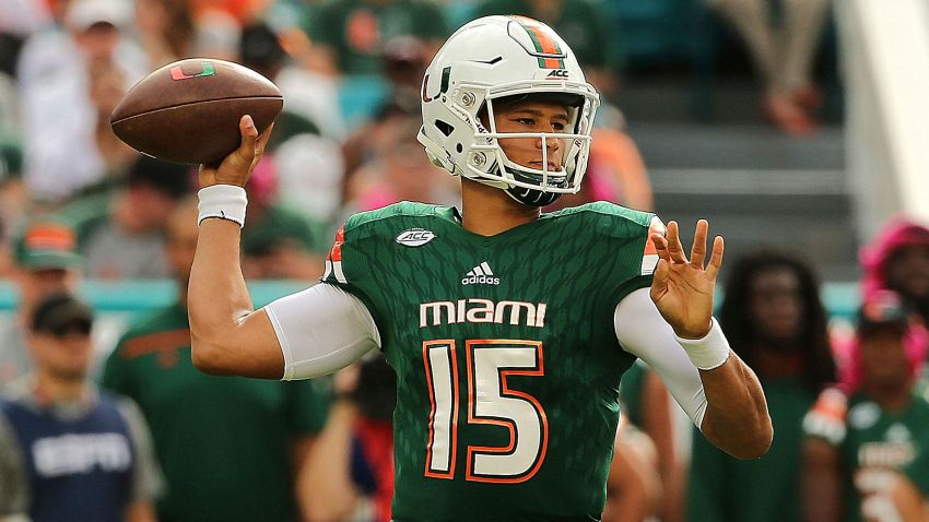 Brad Kaaya - Getty Images