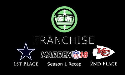 Madden 18 Franchise