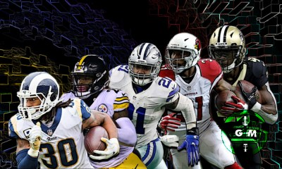 Fantasy Football Tiered Rankings
