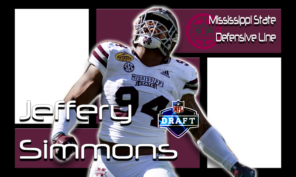 Jeffery Simmons 2019 NFL Draft