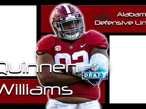 Quinnen Williams 2019 NFL Draft