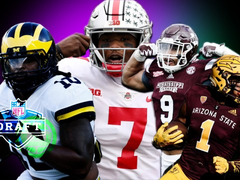 Top 5 Prospects by Position