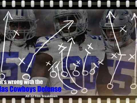 Dallas Cowboys DEFENSE