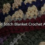Mixed Stitch CAL – Week 4