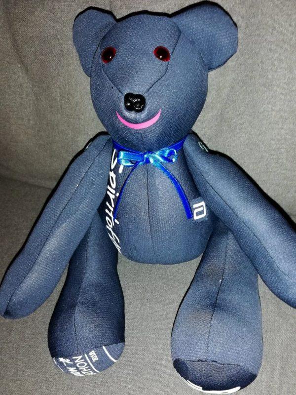 London Marathon Memento Memory Bear