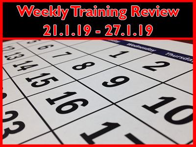 21st-27th January 2019